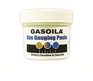 Gas Gauging Paste (Gasolia GG25), 3 oz Jar