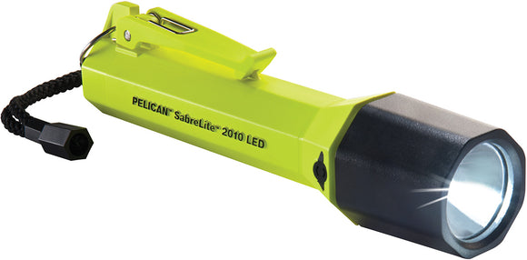 SabreLite LED Intrinsically Safe Flashlight (2010)