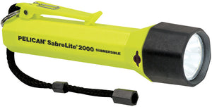 SabreLite™ Submersible Super-bright Xenon Flashlight (2000)
