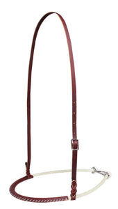 Professional's Choice Hand Laced Rope Noseband