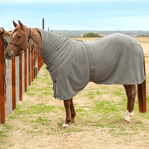 Classic Equine Eco Polar Fleece Cooler