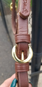 Dutton Leather Browband Headstall