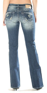 Charme Open Pocket Jeans