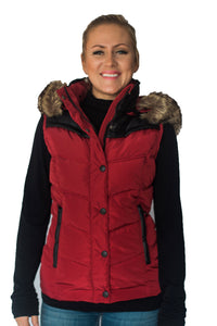 Montanaco Quilted Puffer Vest