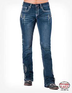 Cowgirl Tuff Fly Jeans