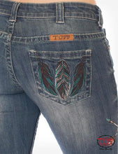 Free & Brave Wings Jeans