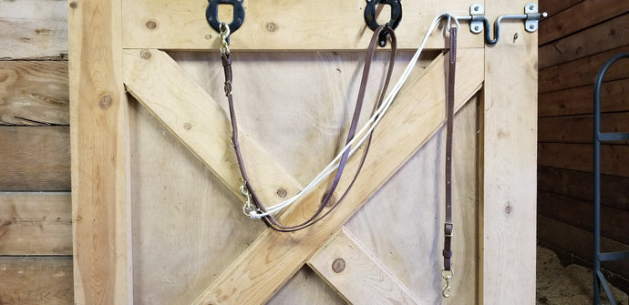 Dutton German Martingale w/ Single Rein