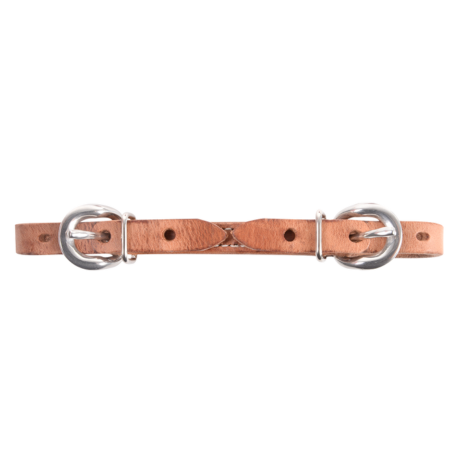 Classic Equine Snaffle Curb Strap