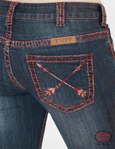 Cowgirl Tuff Peacemaker II Jeans