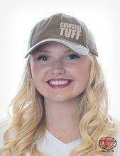 Cowgirl Tuff Tan Hat