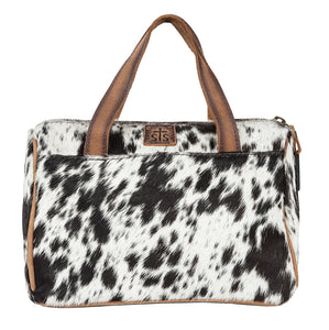 STS Ranchwear Classic Cowhide Makeup Bag