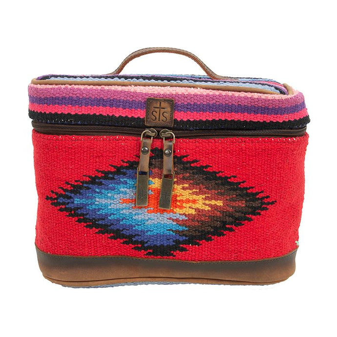 STS Ranchwear Fiesta Train Case