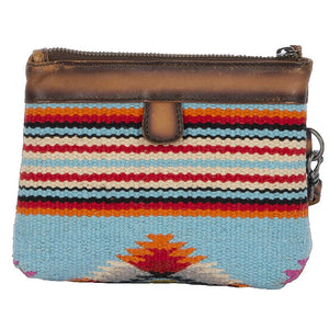 STS Ranchwear Saltillo Makeup Pouch