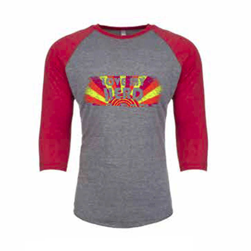 STS Ranchwear Love My Herd Baseball Tee