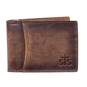STS Ranchwear Foreman Hidden Money Clip