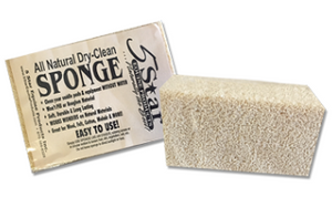 5 Star All Natural Dry-Cleaning Sponge