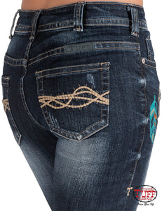 Cowgirl Tuff Warrior Jeans