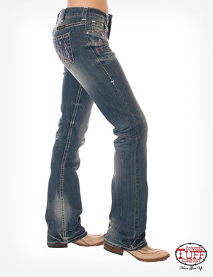 Cowgirl Tuff Free Spirit Jeans