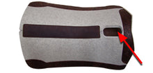 "30"" x 28"" Barrel Pad - Chocolate / Dark Brown -  3/4"" Thick"