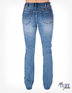 Just Tuff Sport Jeans-Medium Wash