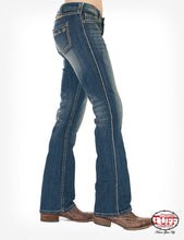 Cowgirl Tuff Never Give Up Jeans