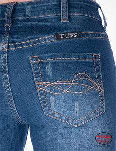 Cowgirl Tuff Oasis Trouser Jeans