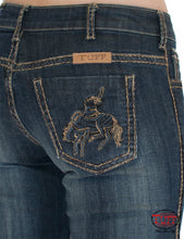 Cowgirl Tuff Rodeo Gold Jeans