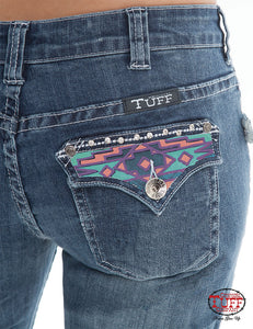 Cowgirl Tuff Southwest Queen Jeans
