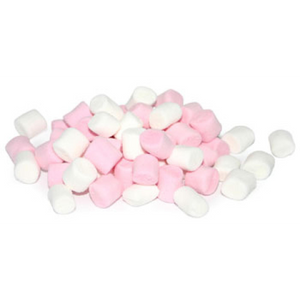 BULKBUYMM1.3 - BULK BUY Mini Mallows pink and white mix (3 x 1kg)Was: €20.40 NOW: €19.00