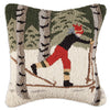 Chandler 4 Corners Hooked Wool Pillows (Large)