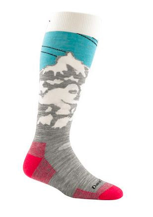 Darn Tough Yeti Cushion Womens Ski Socks