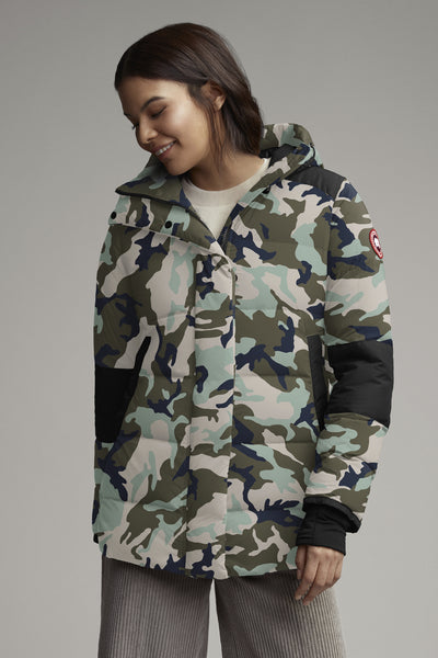 Canada Goose Alliston Camo Womens Jacket