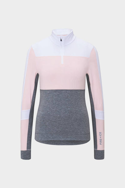 Bogner Esra Baselayer Zip Neck