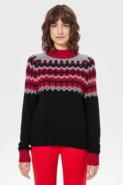 Bogner Demi Womens Knit Sweater