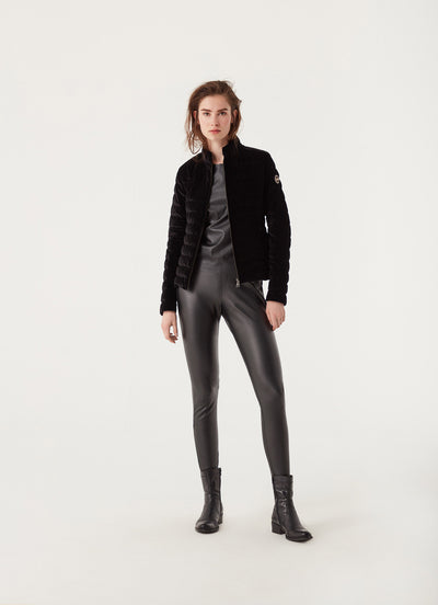 Colmar Velvet Womens Jacket