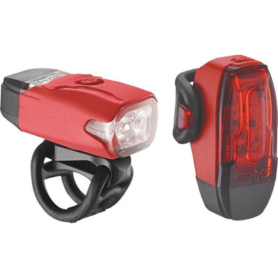 Lezyne KTV Drive 180/10 Bike Light Set