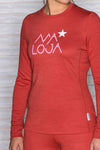 Maloja SignuriaM Long Sleeve Womens Baselayer