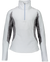 Obermeyer Clara 1/4 Zip Girls Baselayer Top