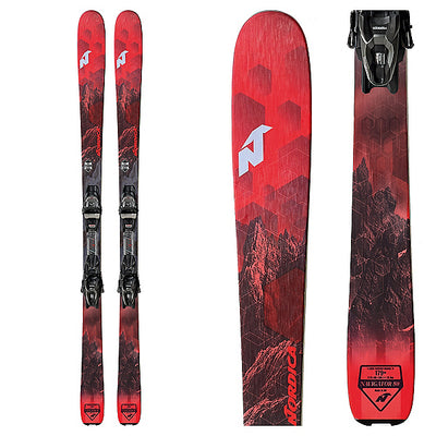 2019 Nordica Navigator 80 CA Skis with TP2 FDT Bindings