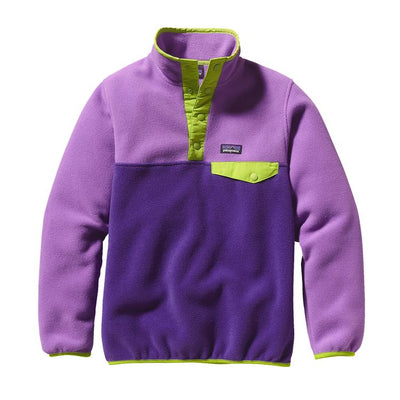 Patagonia Lightweight Synchilla Girls Snap-T