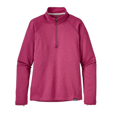 Patagonia Girls Capilene Heavyweight Zip Neck