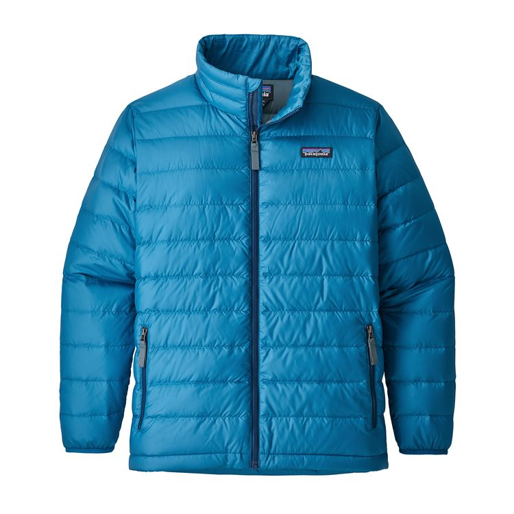 53981246d09f Patagonia Boys Down Sweater Jacket