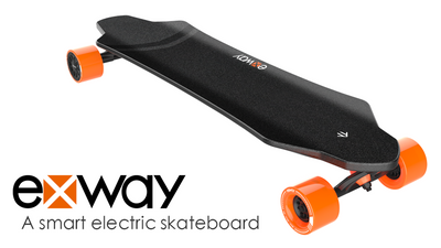 Exway 1 Electric Skateboard