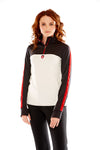 M. Miller Caren Womens Half Zip