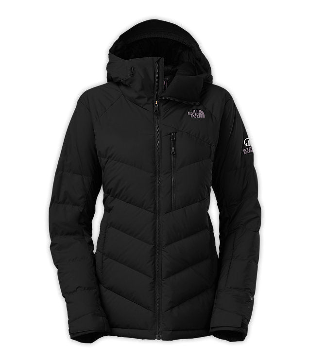 real the north face womens steep series point it down jacket