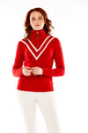 M. Miller Vee Womens Sweater