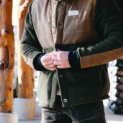 Amundsen Field Fleece