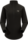 Arc'teryx Delta LT Womens Zip Neck Fleece