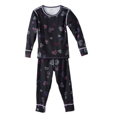 Hot Chillys Toddler Print Baselayer Set