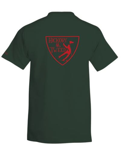 H&T Classic Crest Pocket T-Shirt